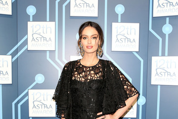 Nicole Trunfio Arrivals at the 12th ASTRA Awards