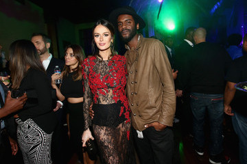 Nicole Trunfio I am Other And Adidas' Grammy Party To Celebrate Pharrell Williams