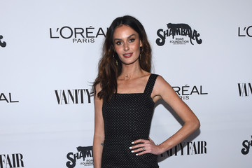 Nicole Trunfio Vanity Fair and L'Oreal Paris Toast to Young Hollywood, Hosted by Dakota Johnson and Krista Smith