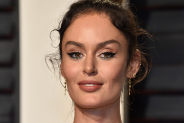 Nicole Trunfio 2017 Vanity Fair Oscar Party Hosted By Graydon Carter - Arrivals