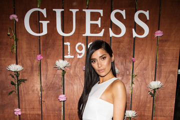 Nicole Williams GUESS 1981 Fragrance Launch