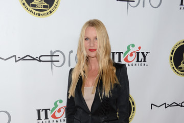 Nicollette Sheridan The Annual Make-Up Artists And Hair Stylists Guild Awards - Arrivals