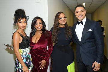 Niecy Nash Ava DuVernay 2019 Glamour Women Of The Year Awards - Backstage