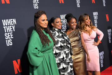 Niecy Nash Ava DuVernay Netflix's 'When They See Us' Screening And Reception