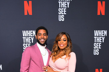 Niecy Nash Jharrel Jerome Netflix's 'When They See Us' Screening And Reception