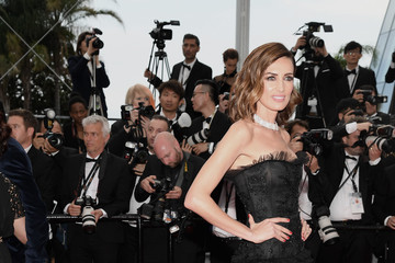 Nieves Alvarez 'Yomeddine' Red Carpet Arrivals - The 71st Annual Cannes Film Festival