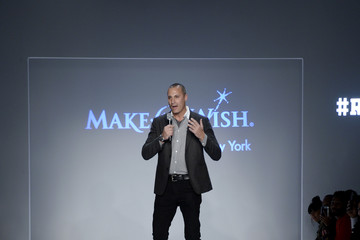 Nigel Barker Rookie USA - Runway - February 2017 - New York Fashion Week: The Shows