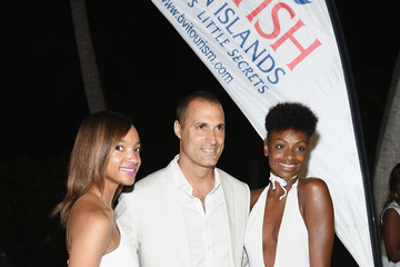 Nigel Barker Taraji P. Henson and Nigel Barker Host Summer Sizzle British Virgin Islands 2016 - Day 2