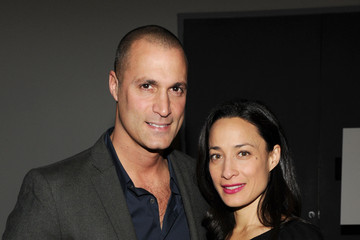 Nigel Barker Kye - Front Row - Mercedes-Benz Fashion Week Fall 2015