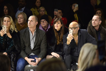 Nigel Barker Zang Toi - Front Row - February 2019 - New York Fashion Week: The Shows