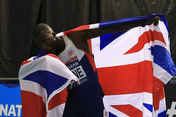 Nigel Levine Indoor British Championships - Day Two