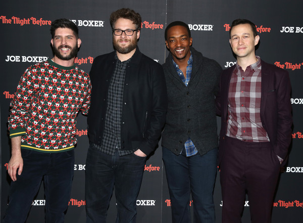 'The Night Before' New York Premiere