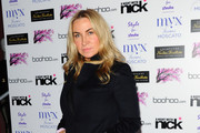 Meg Matthews attends a Night with Nick Ede in aid of Style For Stroke at Cafe KaiZen on December 4, 2014 in London, England.