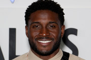 Former NFL player Reggie Bush attends the grand opening of KAOS Dayclub & Nightclub at Palms Casino Resort on April 05, 2019 in Las Vegas, Nevada.