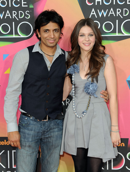 M  Night Shyamalan Photos Photos - Nickelodeon's 23rd Annual