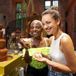 Nikeata Thompson 'Magnum House Of Play' Photocall In Berlin