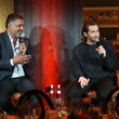 Nikesh Arora Jake Gyllenhaal And Palo Alto Networks CEO Nikesh Arora Discuss The Role Cybersecurity Plays In Hollywood Today