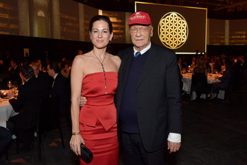 "Niki Lauda IWC Schaffhausen at SIHH 2017 ""Decoding the Beauty of Time"" Gala Dinner"
