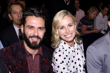 Niki Taylor Marc Jacobs Spring 2017 Runway Show - Front Row