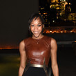 Nikki James The Cinema Society & SELF Host a Screening of Sony Pictures Classics' 'The Bronze' - After Party