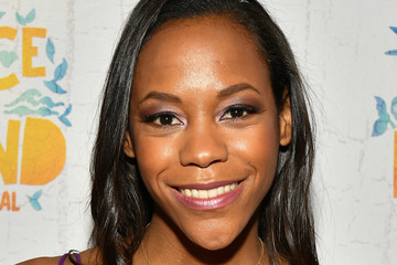 Nikki M. James 'Once on This Island' Broadway Opening Night - Arrivals & Curtain Call