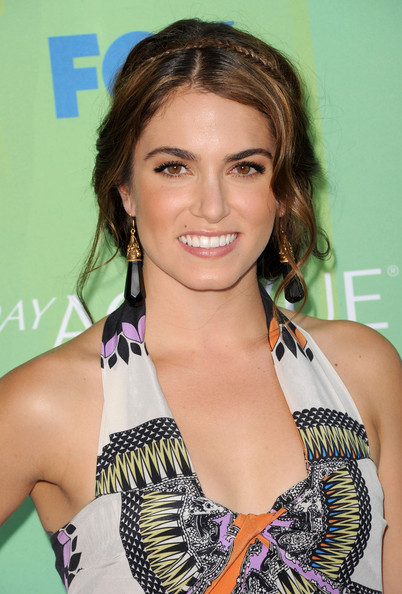 Nikki Reed Actress Nikki Reed arrives at the 2011 Teen Choice Awards held at the Gibson Amphitheatre on August 7, 2011 in Universal City, California.