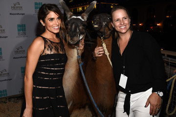 Nikki Reed 'Beyond Hunger: A Place at the Table' Gala