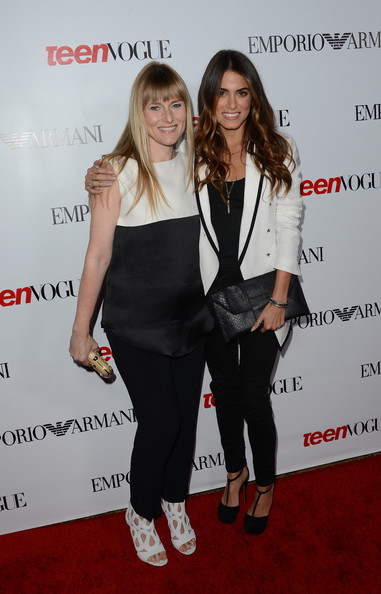 Nikki Reed - Teen Vogue's 10th Anniversary Annual Young Hollywood Party - Arrivals