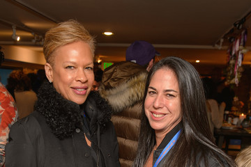 Nikki Silver Twitter & Array's #HereWeAre Event at Sundance