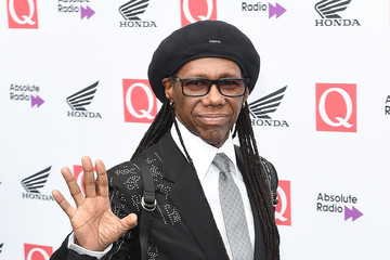 Nile Rodgers Q Awards 2018 - Red Carpet Arrivals
