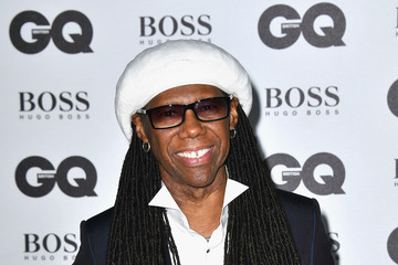 Nile Rodgers GQ Men of the Year Awards 2016 - Red Carpet Arrivals