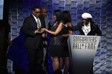 Nile Rodgers Songwriters Hall Of Fame 47th Annual Induction And Awards - Show