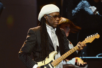 Nile Rogers The BRIT Awards 2014 - Show