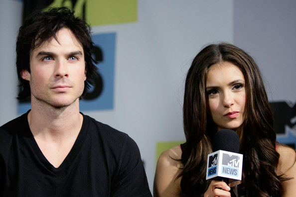 ian somerhalder and nina dobrev dating november 2010