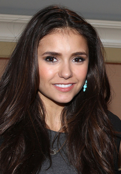 Nina Dobrev Actress Nina Dobrev attends The CW's 2011 Winter TCA Party at