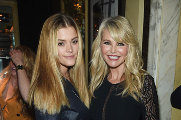 Nina Agdal 'Always At The Carlyle' Premiere Presented By Moet & Chandon