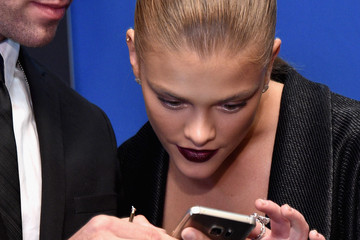 Nina Agdal Harper's BAZAAR ICONS by Carine Roitfeld and Jean-Paul Goude Presented By Samsung Galaxy