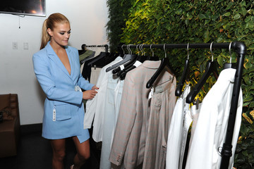 Nina Agdal Whyte Studio NYFW Launch Dinner Hosted by Biana Whyte and Jamie Frankel