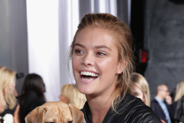 Nina Agdal Zadig & Voltaire - Front Row - September 2017 - New York Fashion Week