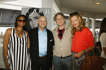 Nina Cooper DuJour Magazine's Haley And Jason Binn 15th Annual Hamptons Summer Kick-Off By Richie Notar And GILT