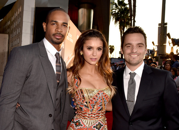 'Let's Be Cops' Premieres in LA