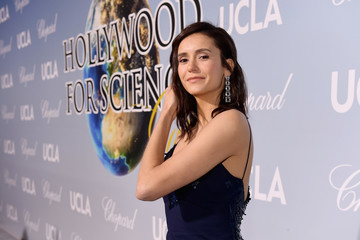 Nina Dobrev UCLA IoES Honors Barbra Streisand And Gisele Bundchen At The 2019 Hollywood For Science Gala