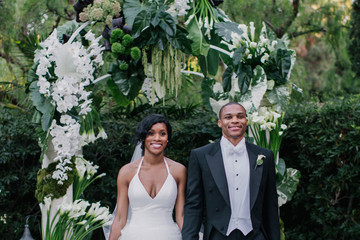 Nina Earl Russell Westbrook Marries Nina Earl