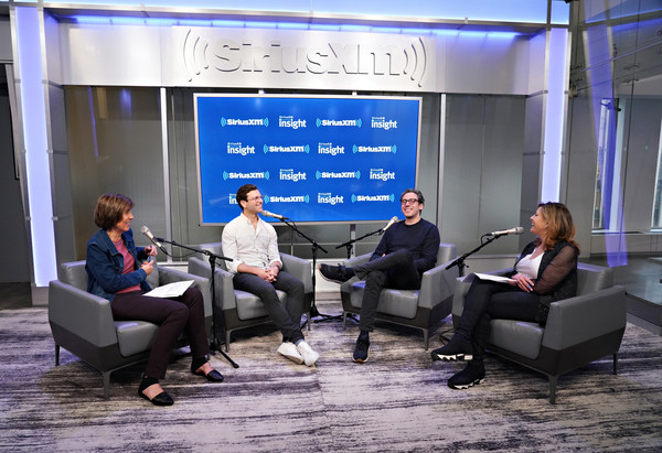 Warby Parker Co-Founders And Co-CEOs Neil Blumenthal And Dave Gilboa Sit Down With Pattie Sellers And Nina Easton For SiriusXM's 'Making A Leader' Series