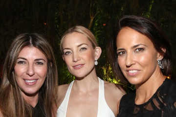 Nina Garcia The Weinstein Company and Netflix Golden Globes Party