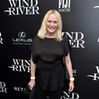 Nina Griscom The Weinstein Company Hosts a Screening of 'Wind River' - Arrivals