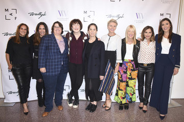 Nina Kotick Visionary Women, An Evening With Female Artists Catherine Opie And Marilyn Minter