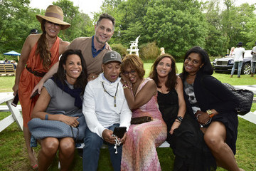 Nina Whittington Cooper Jason Binn Hosts His Annual Memorial Day Party With DuJour Media's Leslie Farrand and Moby's Sponsored by Rolls-Royce and Empire CLS