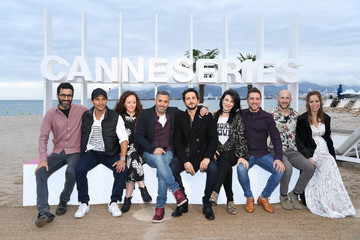 """Ninet Tayeb """"When Heroes Fly"""" Photocall - The 1st Cannes International Series Festival"""
