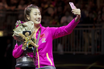Ning Ding Table Tennis World Championship - Day 7